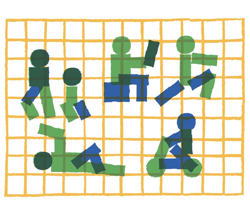 Kidsgazette de l'été Loïc Gaume illustrateur auteur graphiste belgique bruxelles